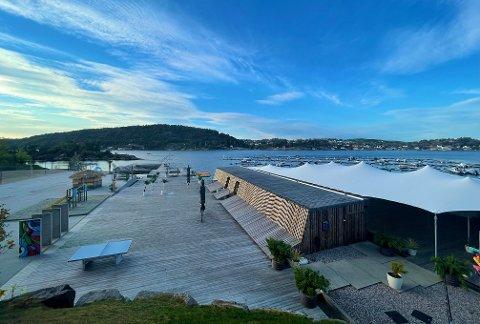 PLANLEGGER OMGJØRING: Kragerø Resort vil gjøre Stabbestranda enda mer attraktiv.