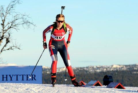 Ragnhild Femsteinevik gler seg veldig til å konkurrera for Norge i Europameisterskapen i Minsk.