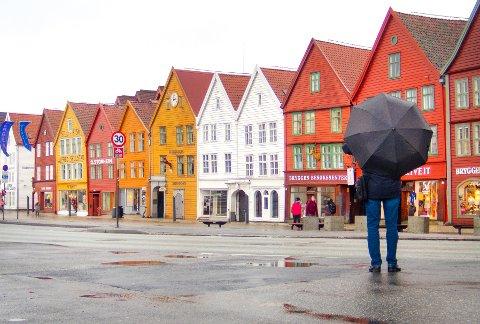 No blir smitteverntiltaka i Bergen stramma inn. Illustrasjonsfoto: Gorm Kallestad / NTB scanpix / NPK