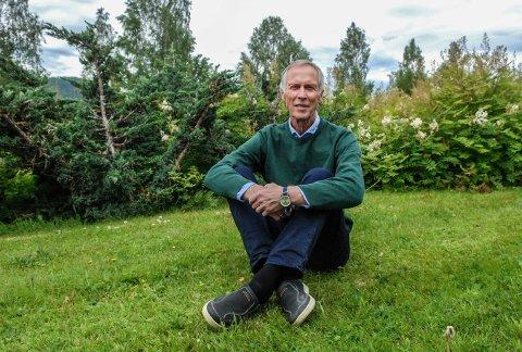 BLIR PENSJONIST: Leif Kjørsvik har sine siste arbeidsdager i Flesberg. Han ser fram til å bli pensjonist, men er spent på hvordan han skal få dagene til å gå.