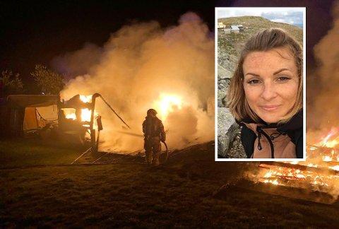Christine Karense Kristiansen (32) følte at hun kunne nådd opp blant de 413 som ville bli brannkonstabel. Brannvesenet plukket derimot kun ut to kvinner blant disse – og Christine ble avvist.