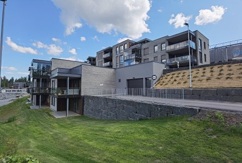 LEILIGHETER: Mange flytter inn i nye leiligheter - og ofte blir prisene veldig høye. Her ble en leilighet solgt for nesten ti millioner kroner.