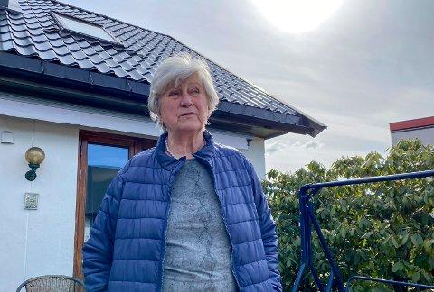 Ikke lekkasje: Turid Kirkeby-Garstad på Haskoll er sikker på at det ikke er en lekkasje som er grunnen til at vannregningen hennes er på nesten 27.000 kroner.