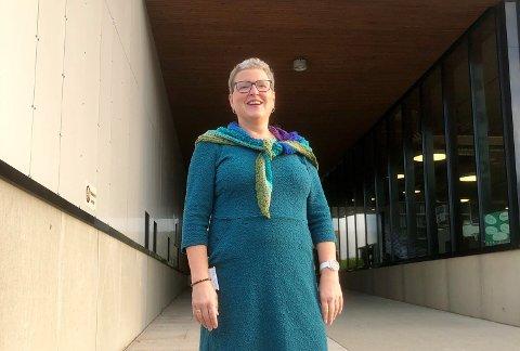 Hege Schultz Eilertsen har jobbet for å få både elever og lærere til å bli tryggere i nynorsk. Nå skal hun forelese om emnet for norsklærere fra hele landet.