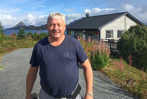 Flytter fra Bodø til Bø: – Alt jeg tjener på rimeligere skatt på formuen kommer jeg til å investere i Bø-samfunnet, sier Benn Eidissen i en pressemelding.