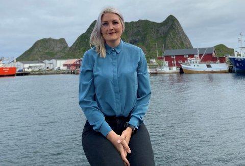NY LEDER: Hanne Fagertun blir ny daglig leder i Nordland fylkesfiskarlag