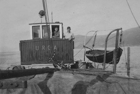 Båter Nusfjord