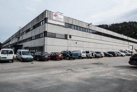 LITT RØDT: For første gang på 40 år leverte Konsmo Fabrikker AS underskudd.