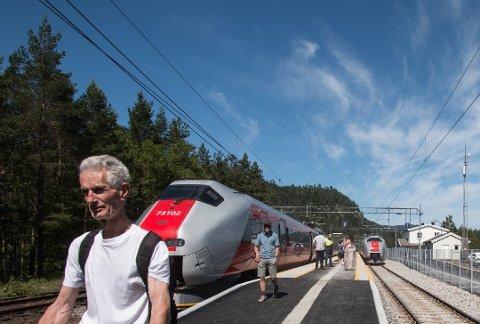 GJENÅPNING: Go Ahead åpner nå for flere avganger mellom Oslo og Stavanger.
