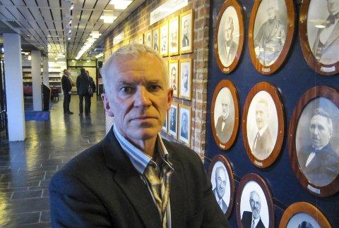 OVERGANG: At Arild Svenson meldte seg ut av Fremskrittspartiet og inn i Ny Kurs har vært den største nyheten i lokalpolitikken så langt i år.