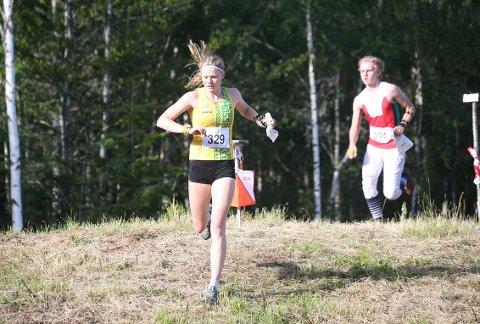 NYE TIDER; Aurora Gjølsjø vil snart reise nordover til Trondheim for å studere, men talentet vil beholde Mosse-drakta ut sesongen.