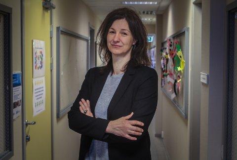 I fjor høst ble Anette Lyche Brautaset rektor på Vang skole. Siden den gang har hun jobbet med avviksmeldingene de ansatte melder om.