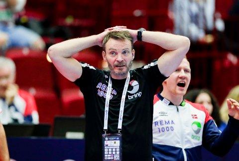 Landslagstrener Christian Berge beklager at han havnet i noen gråsoner da han lot seg involvere i Kolstad-prosjektet.