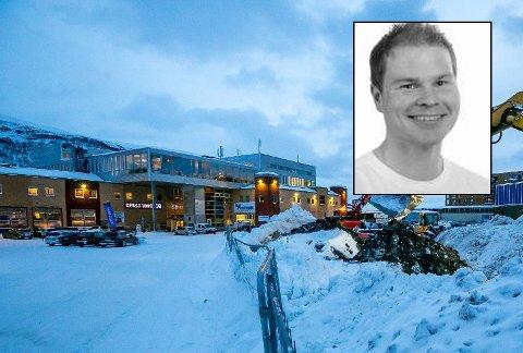FLYTTER: Sørbyen legesenter bytter ut Elisabethsenteret med Strandvegen 106. Snaue seks og et halvt tusen pasienter er tilknyttet legesenteret.