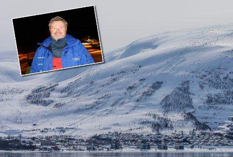 Daglig leder i Kroken Alpinpark, Jon Reidar Håkonsen håper å kunne åpne anlegget igjen.  - Jeg tror vi kan stå på ski til langt ut i mai, men vi er avhengig av å få den økonomiske biten på plass først.