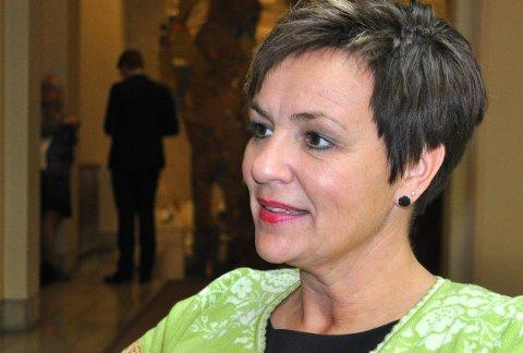 MISFORNØYD: Stortingsrepresentant Anne Tingelstad Wøien (Sp) vil sikre allmennlærere med utdanning før 2014 fortsatt full undervisningskompetanse, men kom i mindretall i Stortinget.Arkivbilde