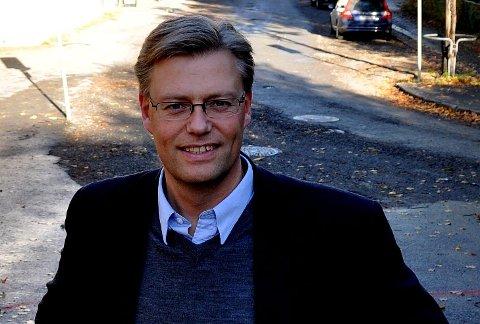 ENDRINGER: – Endringer i organiseringen av forvaltningsnivåene i Norge vil måtte komme i framtida, mener Svein Håvard Korshavn.Arkivbilde