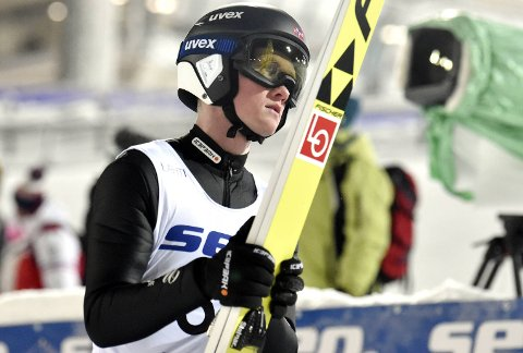 Thomas Aasen Markeng hoppet til 10. plass og karrierebeste i lørdagens verdenscuprenn i finske Ruka.