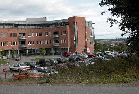 AVDELING STENGT: En avdeling ved Haugtun er stengt for besøk etter påvist koronasmitte.