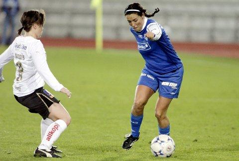 Cupfinalen mellom Asker og Kolbotn.  Foto: Roy Konterud