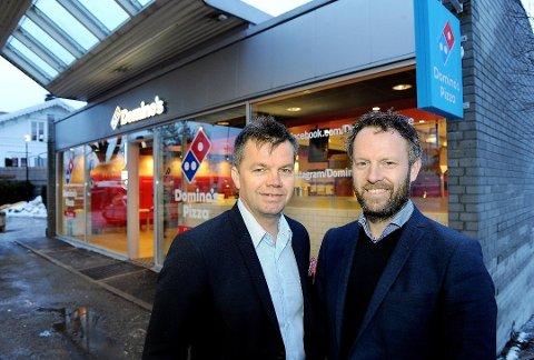 NYE EIERE: Rolf Stavnem og Anders Aasen er blant de nye eierne.