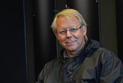 FIN FESTIVAL: Ole Edvard Antonsen er godt fornøyd med Festspillene 2018.