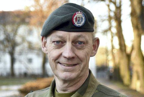 Sjef NLK, Ulf Dahl.