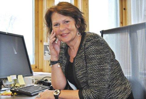 Ser etter noe nytt: Rådmann på Tjøme, Christine Norum, viker plassen når Nøtterøy og Tjøme blir Færder kommune. Hun er eldst av to rådmenn, men kan tenke seg å finne nytt arbeid.