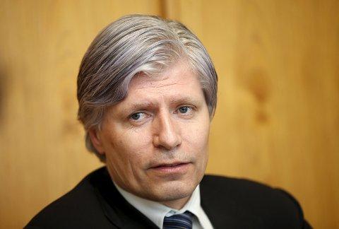 STANSER IKKE: Klima og miljøminister Ola Elvestuen kommer ikke til å stanse prosessen med å konsekvensutrede et mulig deponi i Brevik, til tross for at han er blitt bedt om det fra Porsgrunn bystyre og en rekke andre høringsinstanser som har sendt sine innspill til planprogram.