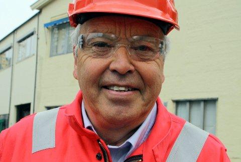 Lars Stärk er styreleder i Kragerø Fjordbåtselskap IKS og har et ønske om sammenslåing av de to fergeselskapene i Brevik og Kragerø. – Det vil være stordriftsfordeler med bare ett selskap.
