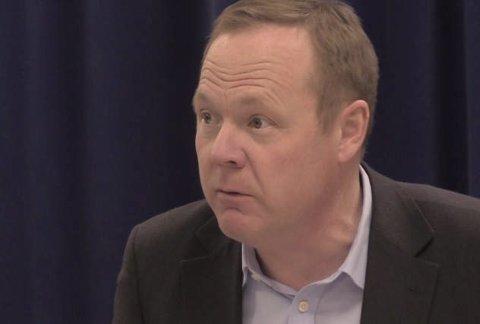 Lønnsøkning: Formannskapet vedtok å plusse på lønna til rådmann Jørn Strand med 105.000 kroner.