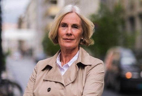 Elisabeth Fjellvang Kristoffersen, generalsekretær i MA - Rusfri Trafikk.