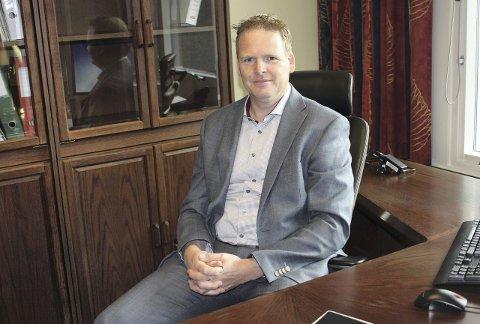 Georg N. Smedhus er ny Fylkesrådmann i Buskerud.