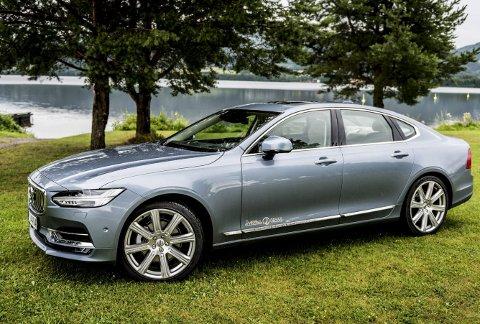 Volvo sitt nye design handler ikke om å finne på kruttet på nytt, men å lage biler som skiller seg litt ut for- og bakfra, fra siden er de mer anonyme.