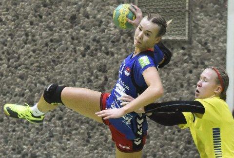 Til Region-NM: Maren Sjaamo skal spille for region Sør i turneringen på Hamar i helgen.