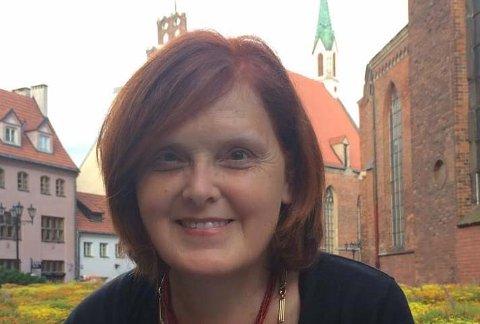 OPPGJØR: – Korona kan faktisk komme til å utfordre holdningene og verdiene våre, og bli et sterkt oppgjør med den ekstreme egoismen, materialismen og kynismen i vår tid, sier Eva Bekkelund-Eriksen.