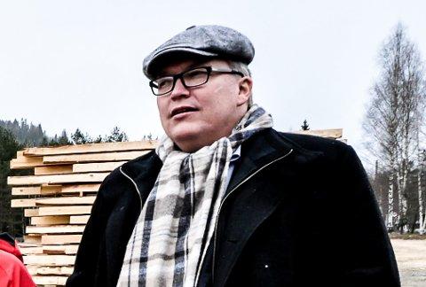 FØLGE OPP: Stortingsrepresentant og kanskje påtroppende samferdselsminister etter høstens stortingsvalg, Sverre Myrli (Ap) lover at han parti nå skal følge opp vedtaket som ble fattet rundt Tinnosbanen i forbindelse med Nasjonal Transportplan.
