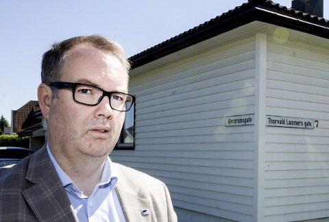 Imot: Kjartan Berland (H) mener boligeiere i Skedsmo kommune ikke fortjener skatt på eiendom.