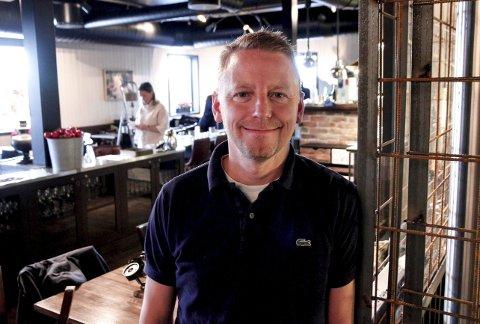 Til Sundbytunet: «Ciao Bella»-sjef Arnulf Bjørnstad utvider sin italienske restaurantdrift når han åpner på Sundbytunet. Foto: Øyvind Mo Larsen