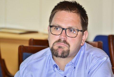Ordfører i Aurskog-Høland, Roger Evjen.