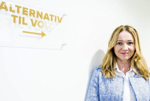 SIKKER: Ingunn Elisabeth Ulfsten mislyktes i Stortingsvalget, men blir KrFs representant i det nye Gjerdrum kommunestyre.