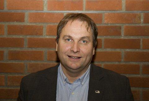 KLART MÅL: – Høyres tid som opposisjonsparti skal være over i 2019, sier Christian Bendz.