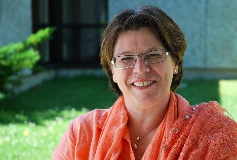 JO: Kommunalsjef Helga Tharaldsen mener hun ga god veiledning i Stavdal-saken.Arkivfoto