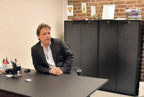 MED VERN:  I kontrakten med den nye rådmannen, Bjørn Gudbjørgsrud, er det vern mot oppsigelse i henhold til arbeidsmiljøloven.