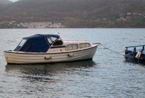 SØKER EIER: Sandnes Havn ønsker gjerne å komme i kontakt med eieren av denne båten.