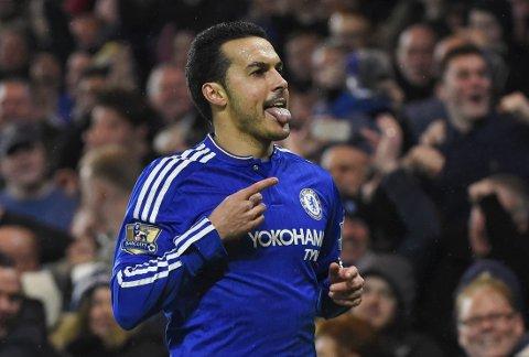 Vår tipper tror at Chelsea og Pedro vinner søndagens FA-cupoppgjør mot City.