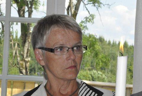 Pris for landbruksinnsats: Tidligere fylkesmann i Østfold og stortingspolitiker Anne Enger (Sp) opprinnelig fra Trøgstad, fikk Østfolds bondelags innsatspris. arkivfoto