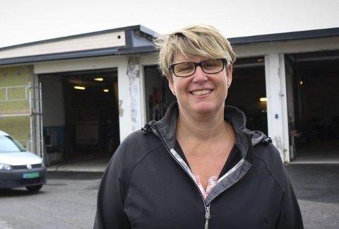 Teknisk sjef i Trøgstad kommune Heidi Haakaas.