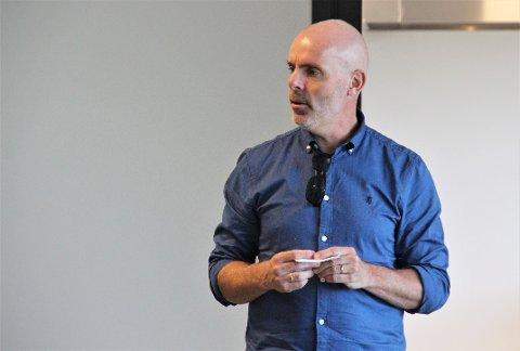 BYTTER JOBB: I august begynner Trond Hjorteland i ny jobb som leder for kommunikasjon og innsamling i NMS.