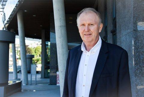 Thor Eika, administrerende direktør Treschow FRitzøe AS